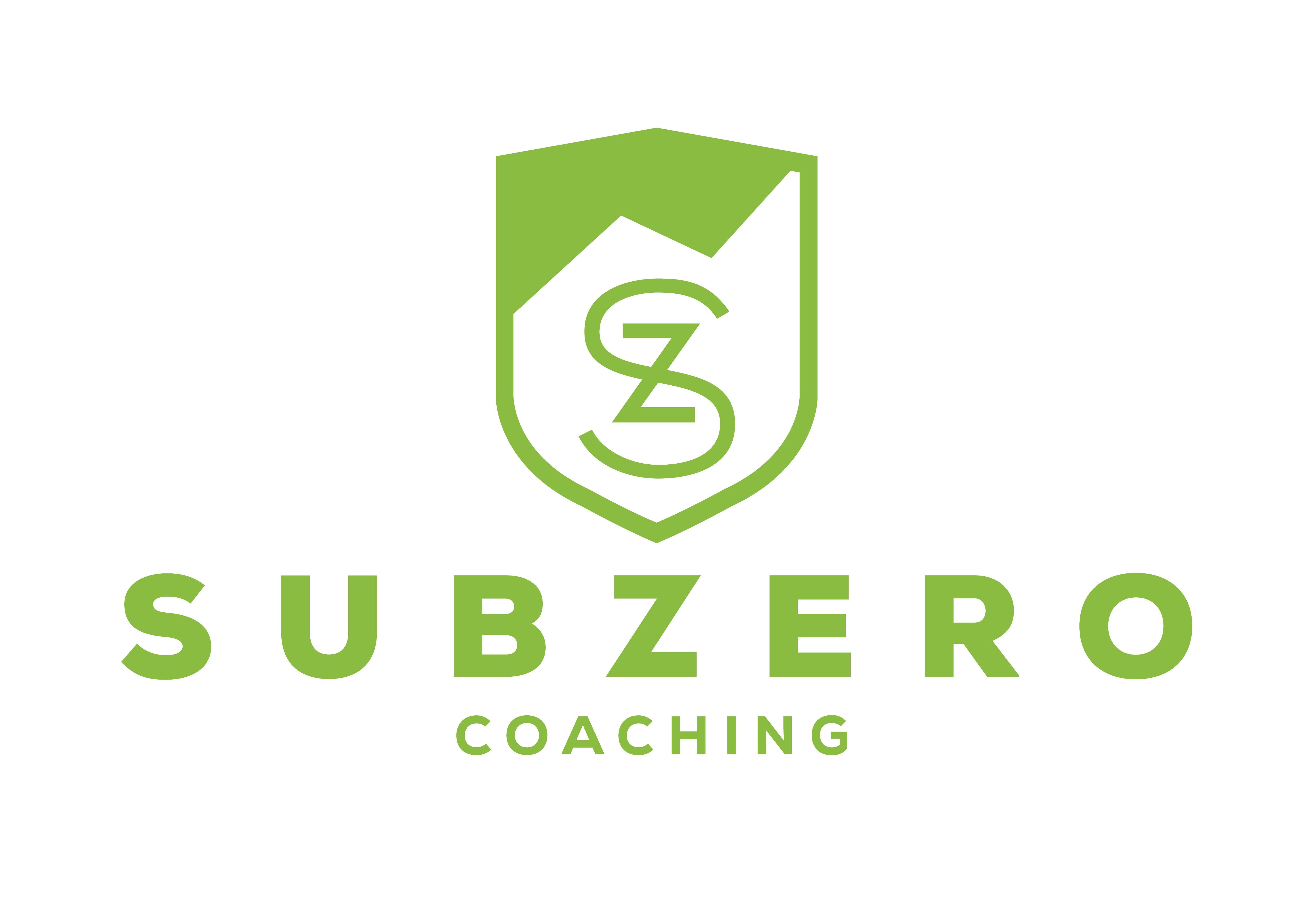 Subzero Coaching